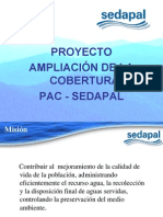Sedapal-sistema Condominal Ppt