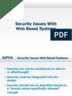 Alpha Five Web Security