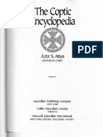 Coptic Alphabetic concepts