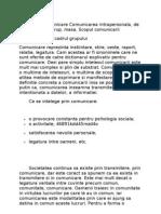 Tipuri de comunicare Comunicarea intrapersonala.doc