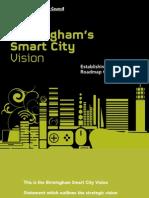 Birmingham's Smart City Vision