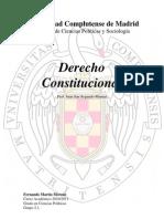 Apuntes de Derecho Constitucional
