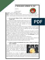 Las r.p.m Del Turbo y El Grado de Contaminacion de Los Motores a Diesel y Gasolina