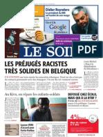 LES PRÉJUGÉS RACISTES EN BELGIQUE