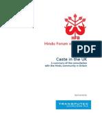 HFB Caste in the UK Report V1.0