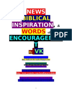 DL, 3/4 to 6/1/13 IN the NEWS by VK (+ Biblical Inspiration & Words of Encouragement)