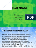 Satelit Noaa Ppt