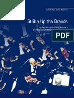 McKinsey Marketing & Sales Practice - Strike Up the Brands
