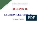 La Literatura Jucheana