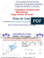 Notas de Aula 6-Cinematica_Mecanismos
