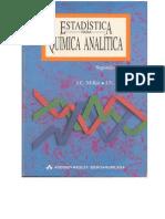 Miller-Estadistica Para Quimica Analitica