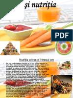 Bolile Si Nutritia