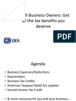 IRS Powerpoint Presentation