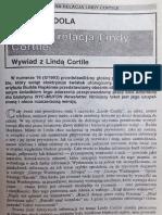 Sal Amendola - Wlasna Relacja Lindy Cortile