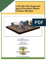 IBI Pyrolysis Plant Guidelines