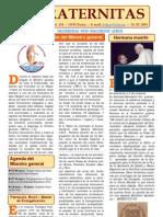 Fraternitas 2009-05 Español