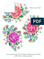 Free Vintage Inspired -Florasl by FPTFY