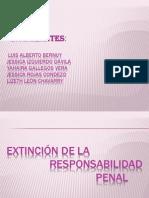 Diapositivas de Extincion