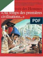 Au Temps Des Premieres Civilisations