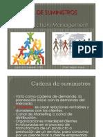 3 Cadena de Suministro 2012 Alumnos