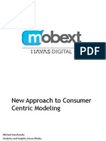 Mobile Attribution Modeling
