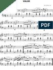Chopin Valse 17