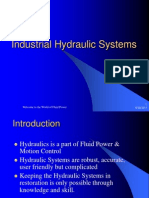 Industrial Hydraulic Systems