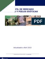 Perfil Mercado Pieles Carnes Exoticas CB04