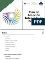 Plan de Atención Integrada en Euskadi 2013