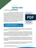 993 Distritos Mas pobres del Perú MEF