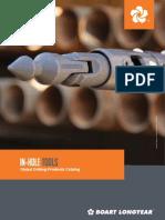 Catalogo de Accesorios de perforación