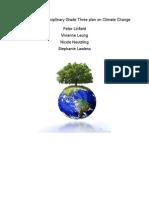 final copy grade 3 inerdisciplinary climate change