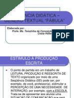 Sequencia Didatica Fabula V