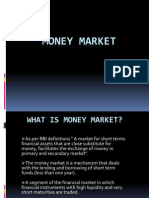 Money Market Ppt