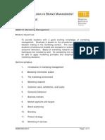 GDBR - Module Outlines