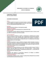 Radiologia - Glossário