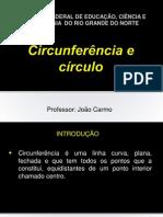 AULA9_Circunferencia e Circulo