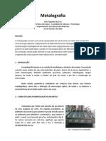 1º Relatório MFM
