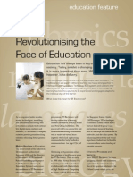 Revolutionising the Face of Education