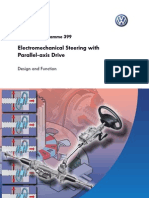 4871_399 Electromechanical Steering With Parallel Assist VW