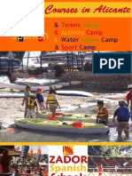 Summer Camps for Kids in Spain