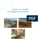 10 Reasons to Invest in Argentine Mining