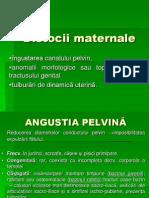 distocii maternale