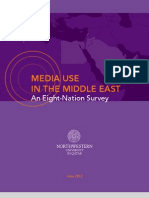 Media Use in the Middle East