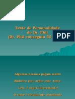 TESTESUAPERSONALIDADE.pps