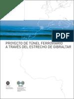 Proyec Tunel Ferro EstrGibraltar