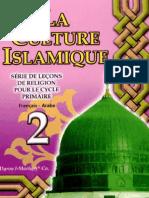 La Culture Islamique 2