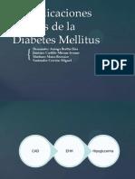 Complicaciones Agudas de La Diabetes Mellitus2