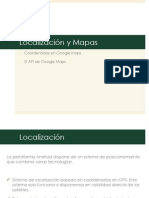 Localizacion y Mapas