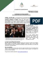 COMMUNIQUÉ - La Quinzaine du commerce équitable de Québec est lancée